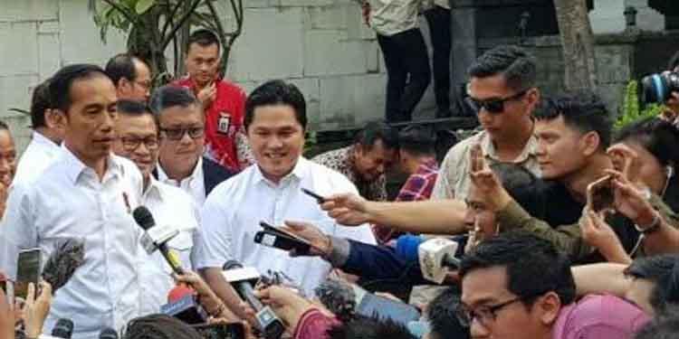 Jokowi: Kekuatan Koalisi sudah Cukup, Lebih Solid
