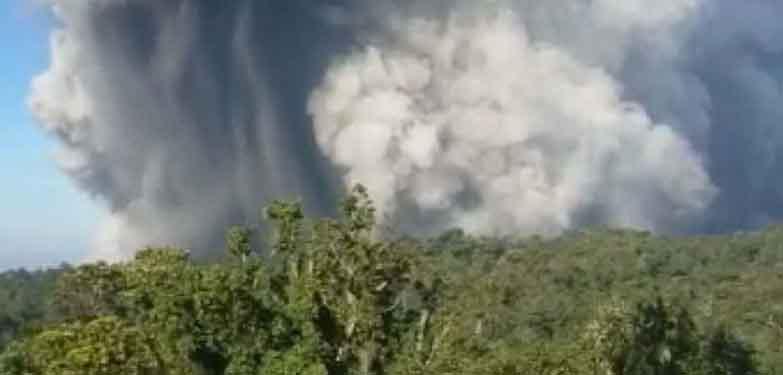 BNPB Ingatkan Masyarakat Waspadai Adanya Letusan Tiba-tiba tanpa Didahului Gejala Vulkanik