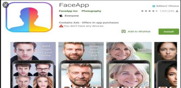 Soal Hingar-bingar FaceApp, Ini Kata Dirjen Aplikasi Kementerian Kominfo