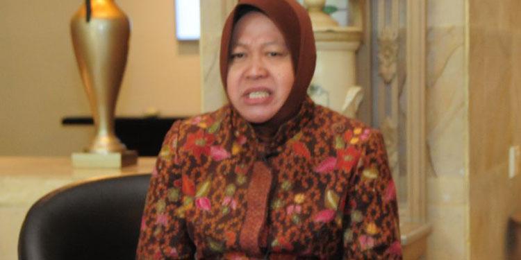 Kondisi Wali Kota Surabaya Rismaharini Semakin Membaik
