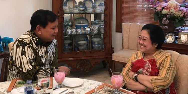 Megawati: Rileks Sajalah di Negeri Tercinta Ini
