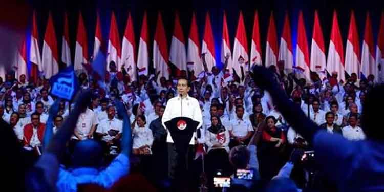 KIK tidak Bubar, Tetap Solid Kawal Jokowi-Ma'ruf Amin