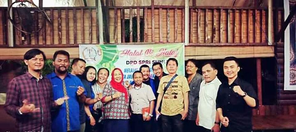 Kemah Pers Indonesia di Danau Toba