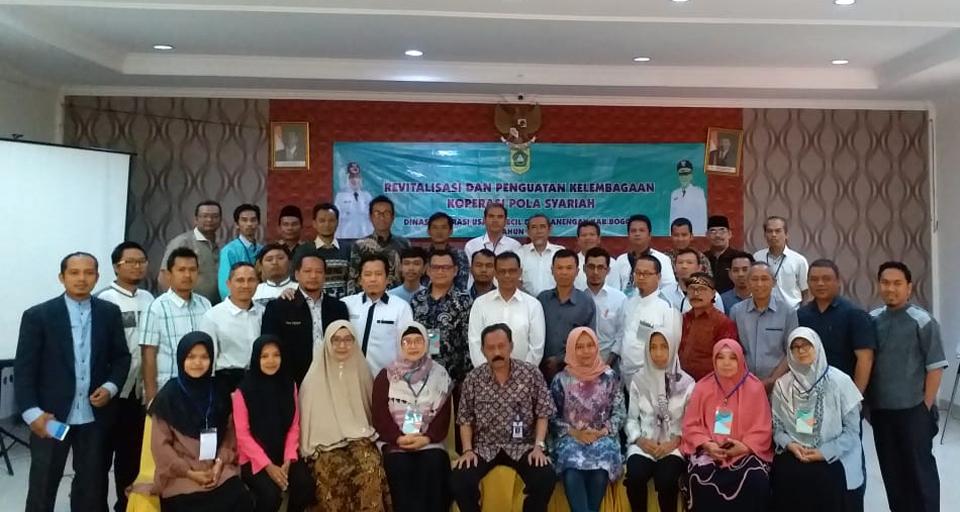 Pelatihan Perkoperasian Pola Syariah
