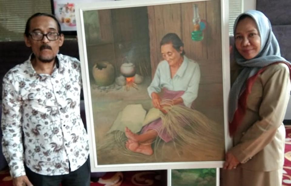 """""""Buat Nenekku di Samosir…"""""""