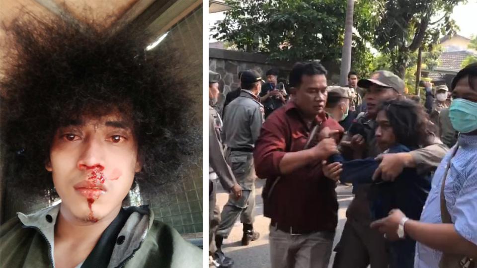 Demokrasi Dibungkam di Kota Bekasi