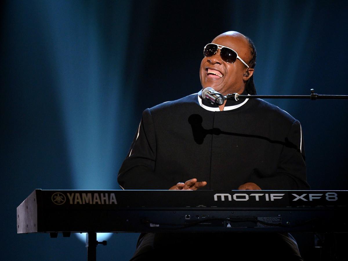 Apa Artinya Buta Bagi Stevie Wonder