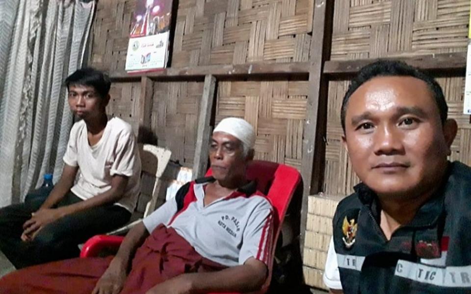 Ridwan Ketemu Keluarga setelah Hilang Setahun