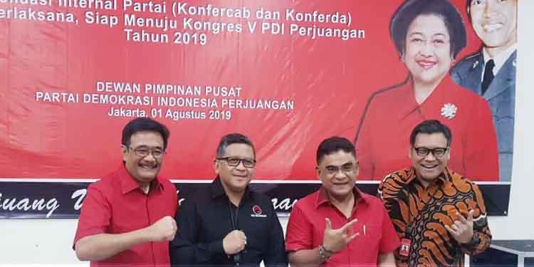 PDI P: Solid Bergerak untuk Indonesia Raya