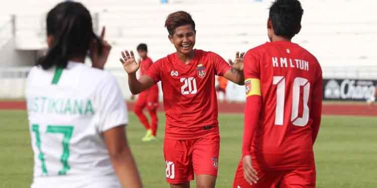 Tragis! Timnas Putri Indonesia Dibabat 0-7 oleh Myanmar