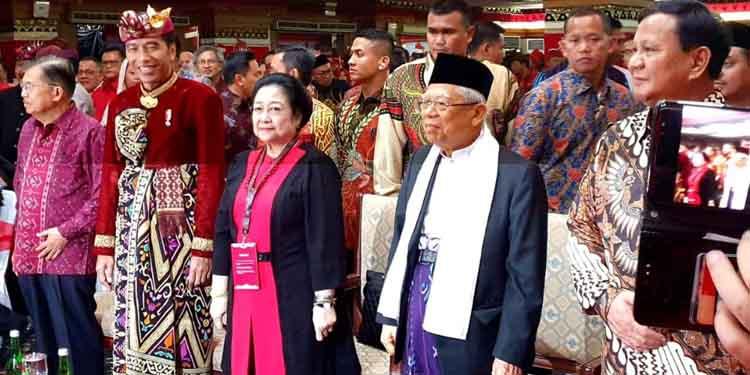 Megawati: 'Capek Tempur Terus, Nanti Tempur Lagi 2024'