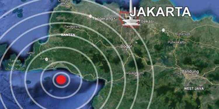 Gempa Megathrust tidak Bisa Diprediksi