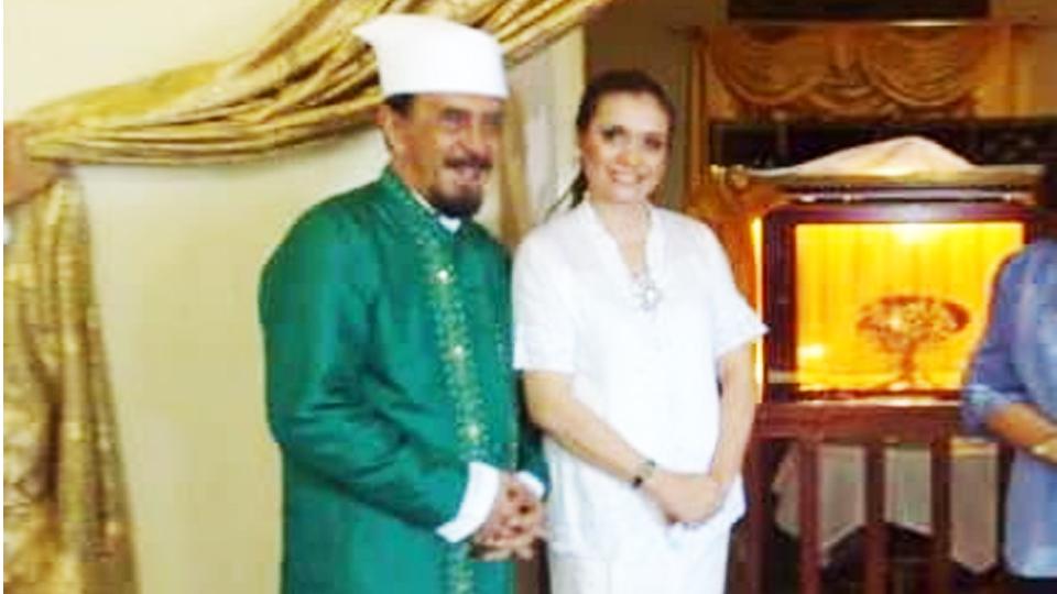 Ciri-ciri Boki Ratu Kasultanan Ternate