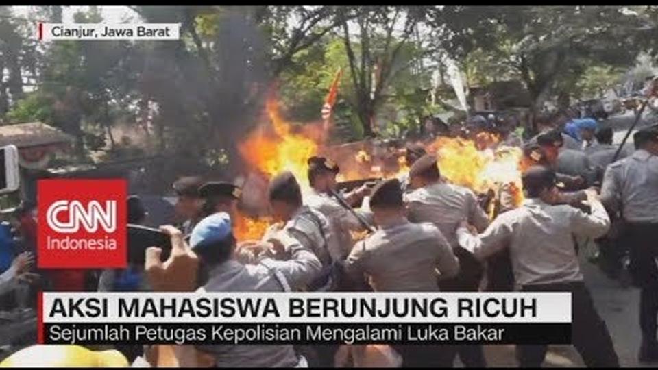 IPW Kecam Pembakaran Polisi