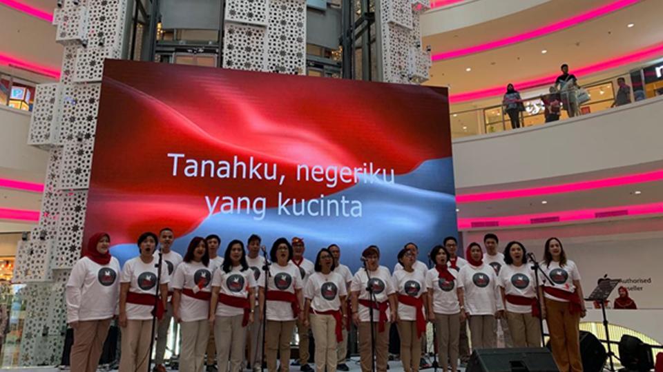 """""""Warna Indonesia"""", dari Depok untuk Indonesia"""