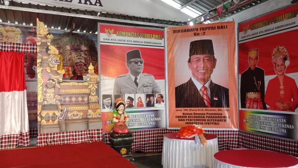 Pengobatan Alternatif Gratis Persembahan DPD FKPPAI Bali