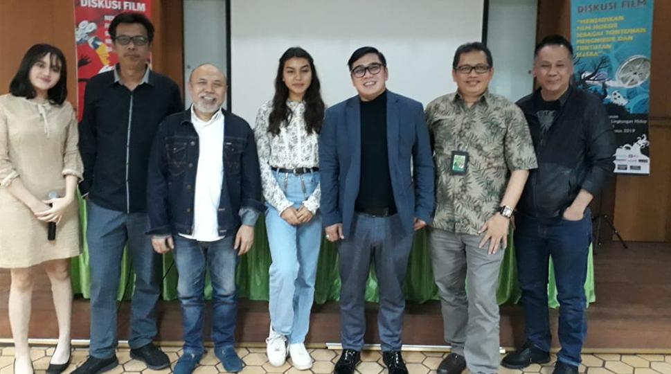 Saatnya Ada Festival Film Horor Indonesia