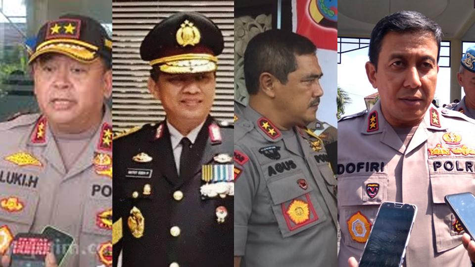 Bursa Calon Kapolri Pengganti Tito Karnavian