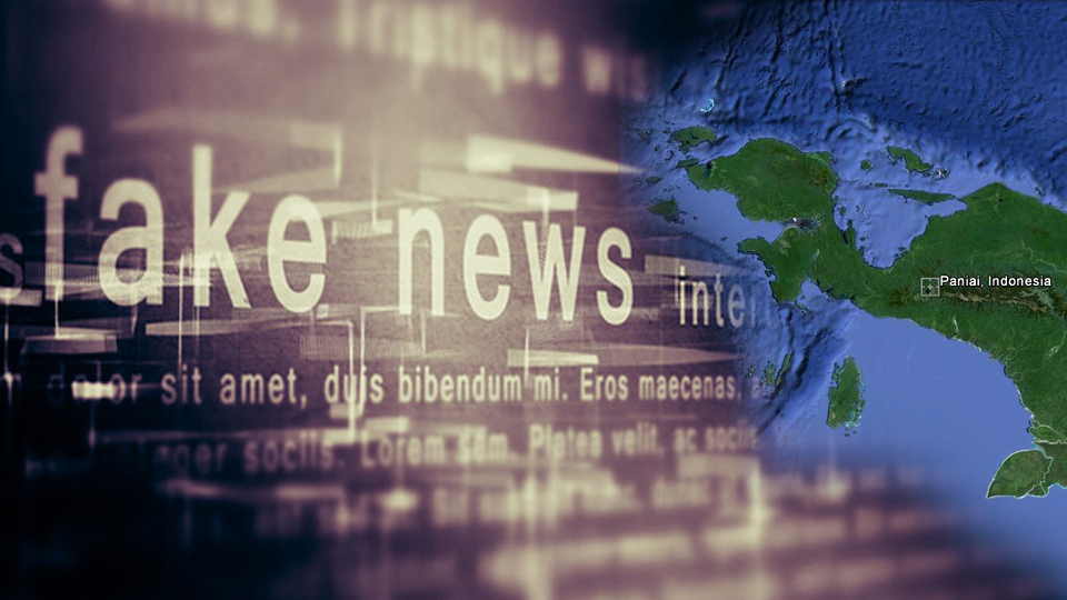 Patroli Cyber Kejar Penyebar Hoax Papua