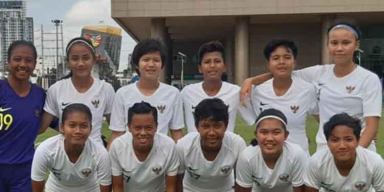 AFF Women Championship 2019 : Skuat 'Garuda Pertiwi' Siap Tempur Lawan Myanmar