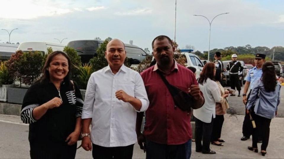 Bupati dan Kapolres Taput Dukung Kemah Pers Indonesia