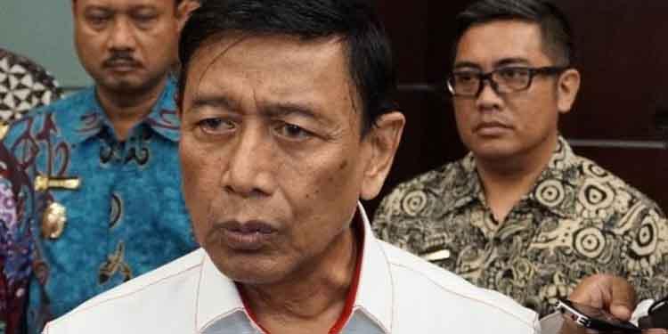 Wiranto: Usut Tuntas dan Adil Siapapun yang Lakukan Pelanggaran Hukum