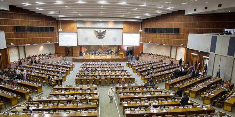 Soal Pengesahan  UU KPK Hasil Revisi: Peserta Rapat Paripurna DPR Serentak Jawab 'Setuju'