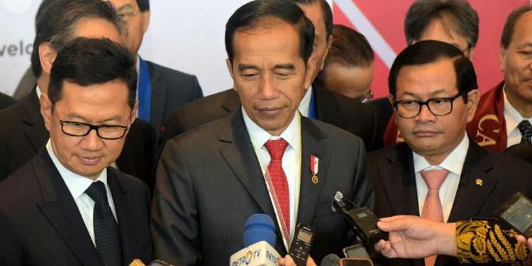 Soal Revisi UU KPK, Presiden: Jangan Sampai Independensi KPK Terganggu