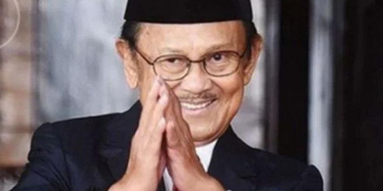 BJ Habibie-Presiden ke-3 RI–foto instagram habibiecenter