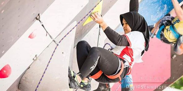 Kisah Hidup Aries Susanti Bintang Asian Games 2018 Difilmkan