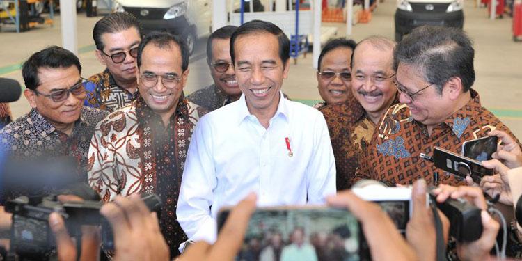 Presiden Harap DPR Miliki Semangat yang Sama untuk Perkuat  KPK