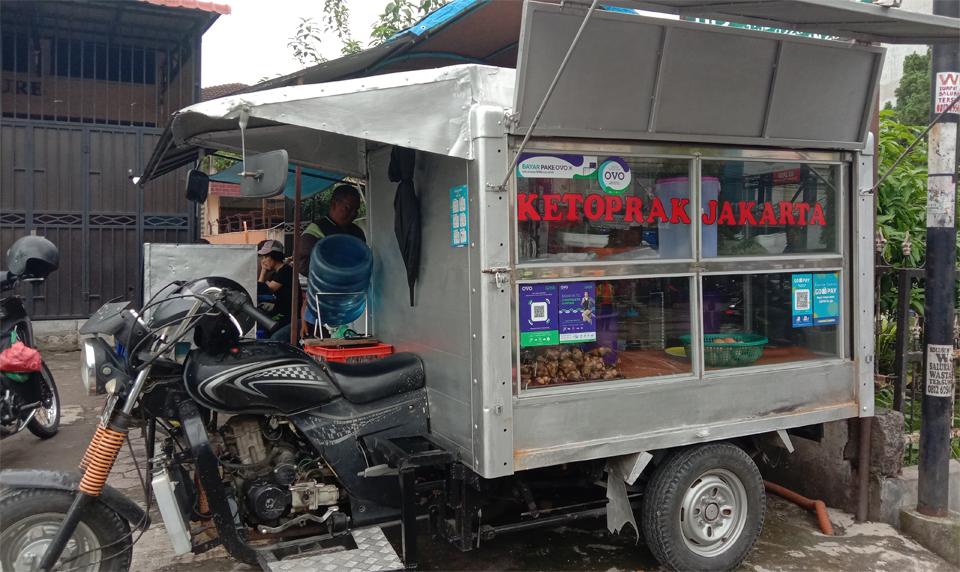 Ketoprak Jakarta Cita Rasa Medan