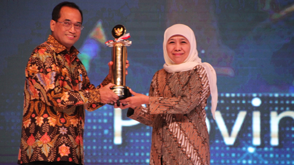 Jatim Borong Anugerah WTN