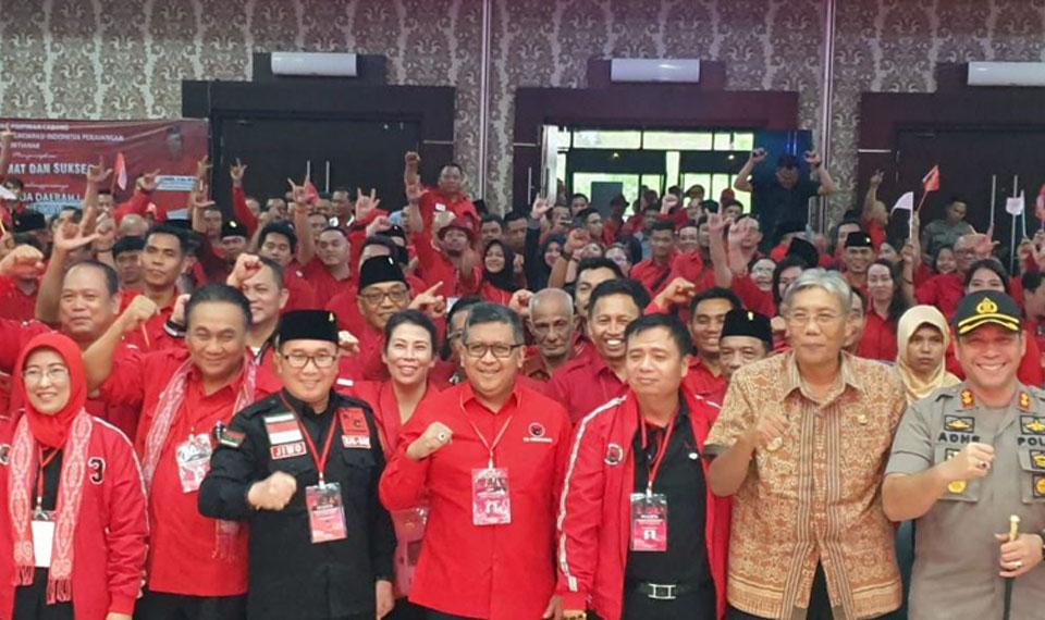 Pilkada 2020, PDIP  Siap Bekerjasama dengan Gerindra dan PKS