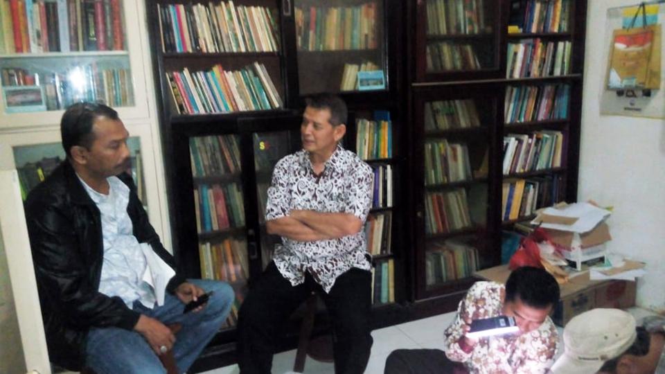 Prof Mestika Zed, Pelurus Sejarah PDRI Wafat