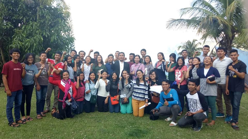 NHKBP Resort Kwala Bekala Medan Gelar Retret ke Samosir