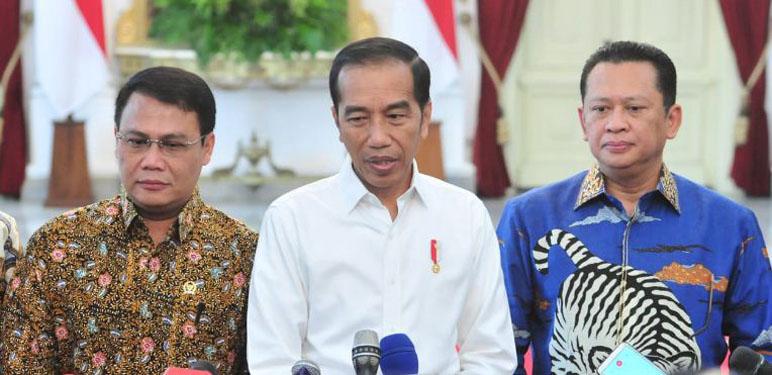 Jokowi Minta Pelantikan Presiden Dilakukan Sederhana, Relawan Boleh Arak-arakan