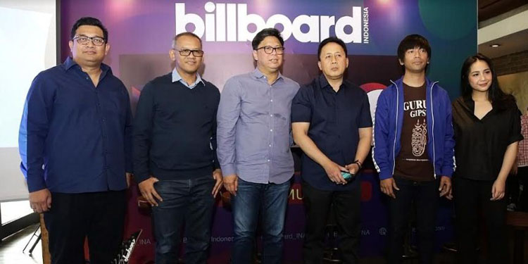 Billboard Indonesia Top 100 Diluncurkan