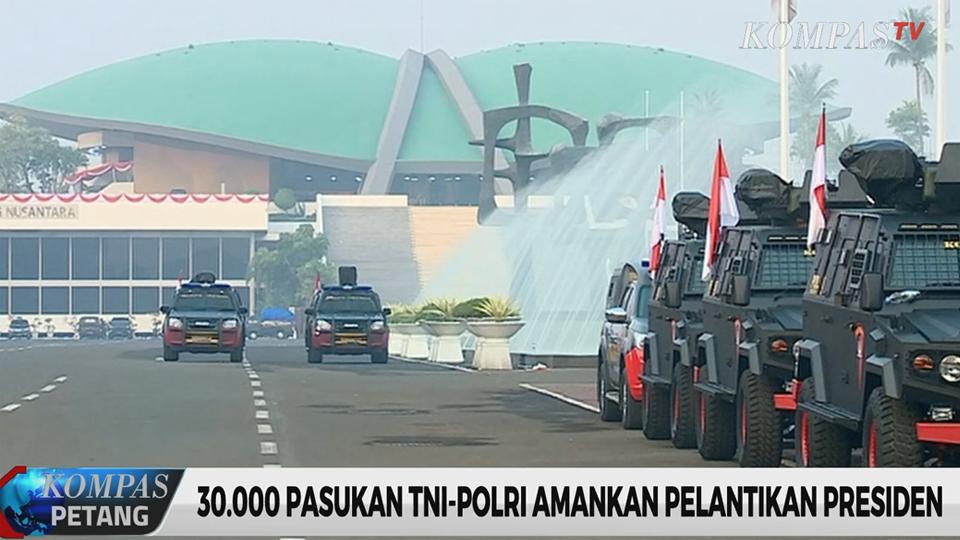 IPW Apresiasi TNI, Polri, dan BIN