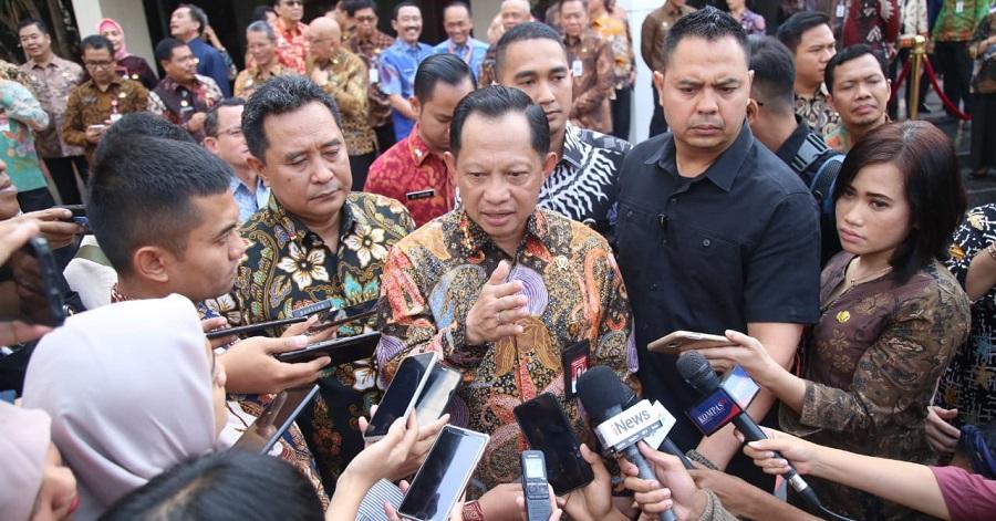 Tito Komit Jamin Stabilitas Politik