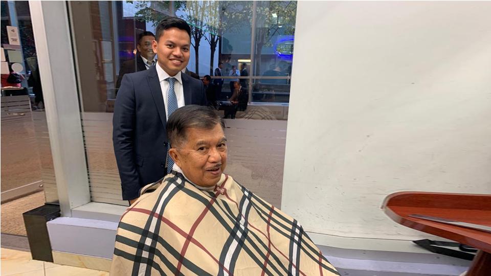"""Jusuf Kalla, """"Tak Ada Latif, Barber pun Jadi"""""""