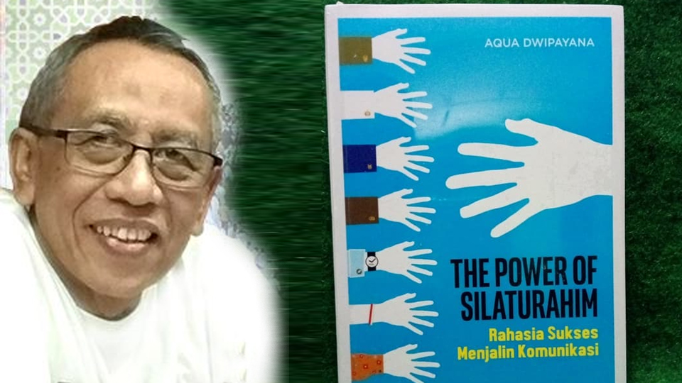 Konten Memikat dan Marketing Cerdas Kunci Sukses Buku The Power of Silaturahim: Rahasia Sukses Menjalin Komunikasi
