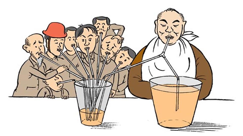 Distribusi Kekayaan di Indonesia Sangat Timpang