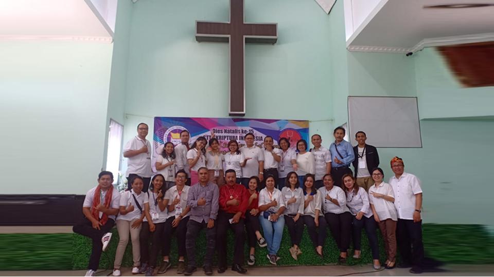 Lomba Vokal Grup dan Vokal Solo Antar Gereja Meriahkan Dies Natalis ke-15 STT Skriptura Indonesia