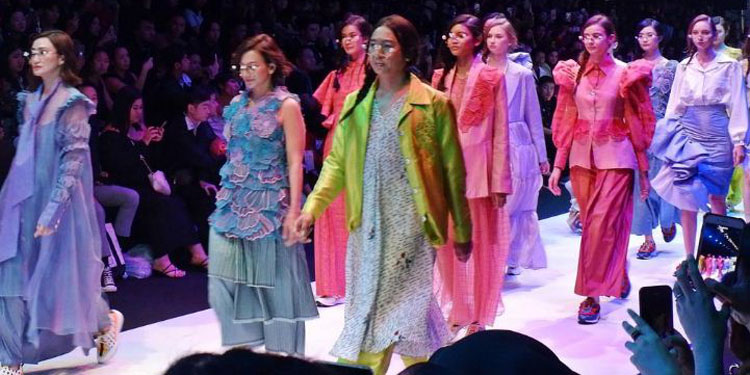 'See Now Buy Now' Lazada Gebrak Jakarta Fashion Week 2020