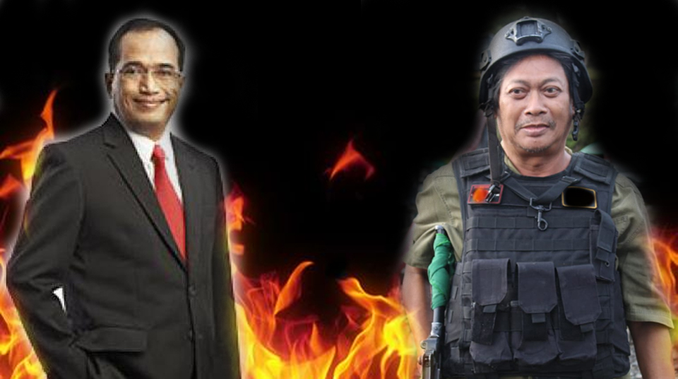 Budi Karya Sumadi Menteri, Ada Perang Lima Tahun