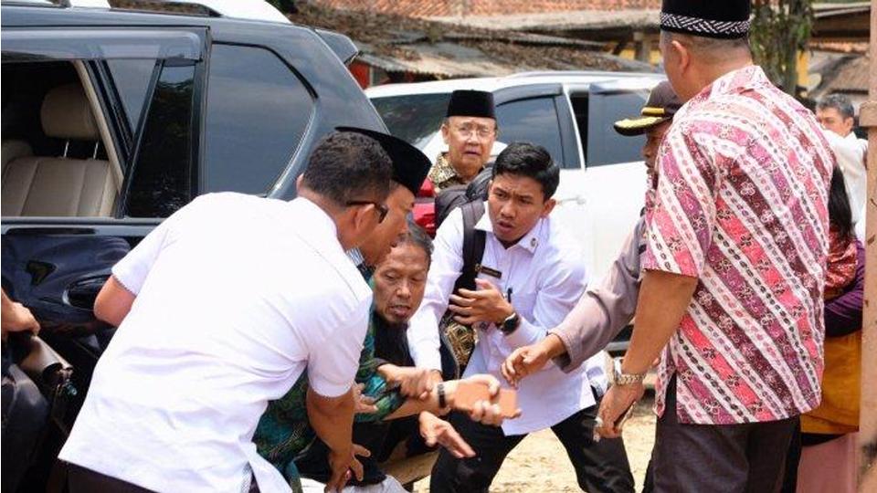 Penusukan Wiranto, Peringatan Terakhir
