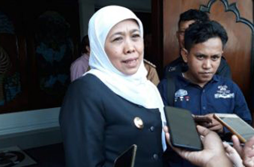 Gubernur Jatim Minta Masyarakat Tenang Namun Waspada Pasca Bom