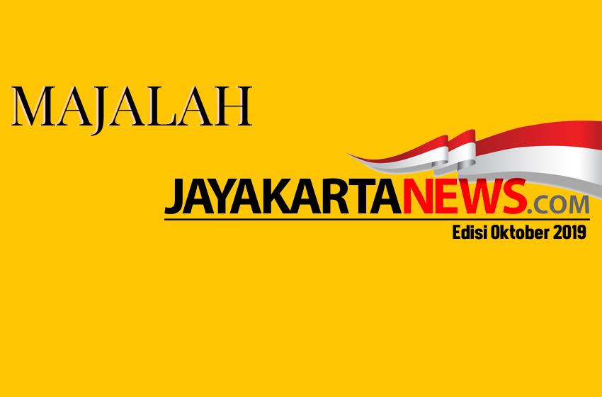 Majalah Jayakarta Edisi Oktober 2019