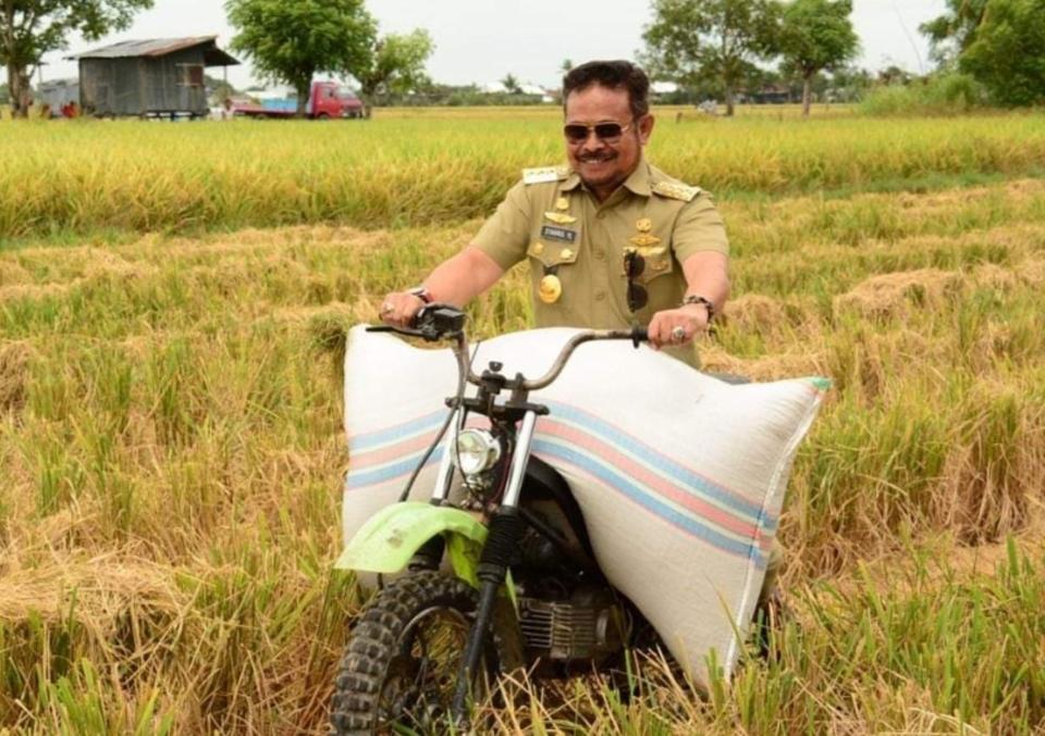 SYL, 20 Tahun Mengawal Pertanian